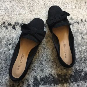 Christian Sirjano for Payless Black Bow Flats-6